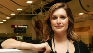 Kate Fischer, now known as Tziporah Malkah